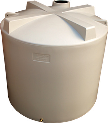 Poly Round Water Tanks 6000Lt   Free delivery Melbourne Area