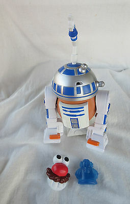 Playskool Star Wars Artoo Potatoo Mr Potato Head R2D2 - Complete