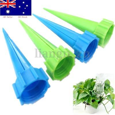 20X Automatic Watering Irrigation Spike Garden Plant Flower Water Drip Sprinkle