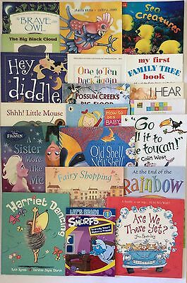 Girls Picture Books X 20 Bulk Set Read Learn Read Primary Resources Children's
