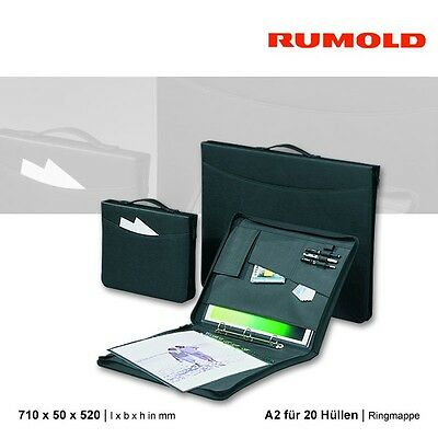 Ringmappe Rumold A2 710 x 50 x 520 mm