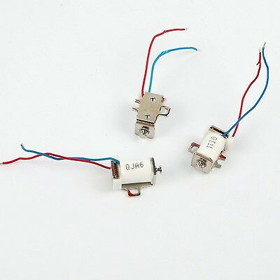 3pcs DC5V-6V 350mA Force Pull Type Micro Solenoid Electromagnet 235Nm Mini El...