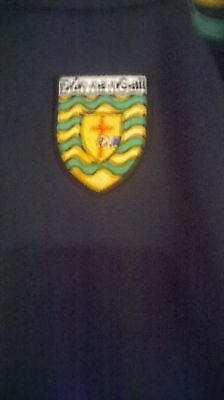 County Donegal GAA kids training top , aged 13yrs