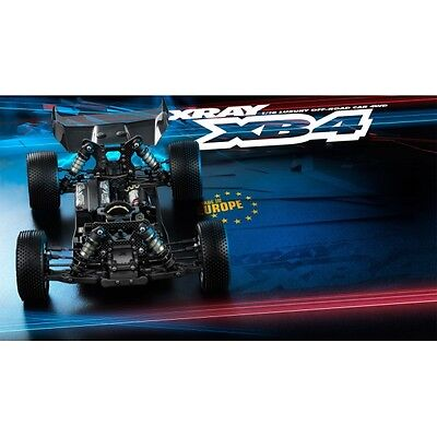 Xray Xb4 2016 - 1/10 Electric Off-Road - 4Wd