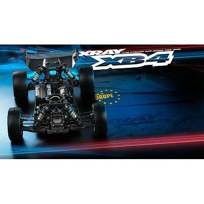 Xray Xb4 2017 - 1/10 Electric Off-Road - 4Wd