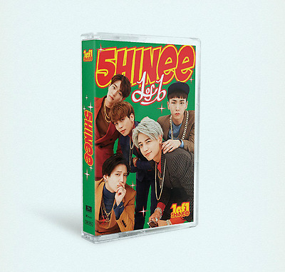 1 of 1 by SHINEE Vol.5 Limited Edition Cassette