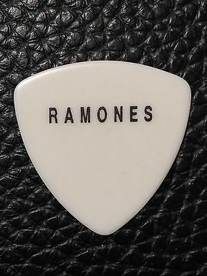 Guitar Pick - The Ramones - Johnny Ramone Real Custom Tour Pick