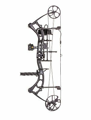 Bear Archery Authority NEW 2016 BLACK SHADOW FULL PACKAGE 55-70LB  40% off list