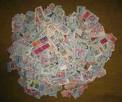 Over 2100 Barbados Postage Stamps Old and More Recent
