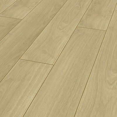 Parquet stratifié EXQUISIT Kronotex WAVLESS NATURE - Cl 32 -  Ep.8 x l