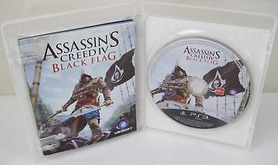 Playstation 3 PS3 Game - Assassins Creed 4 Black Flag - Special Edition (PAL)