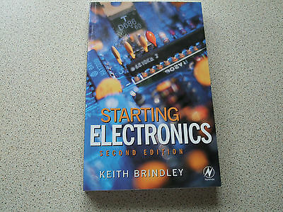 Starting Electronics by Keith Brindley (Paperback, 1999)