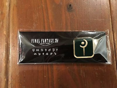 Official Square Enix Final Fantasy XIV FFXIV Job Icon Pin White Mage
