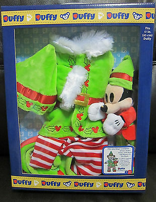 """Disney Hong Kong Duffy Costume fit for 17"""" Duffy Xmas Clothes - X05"""