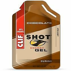 Clif Shot Energy Gel Chocolate 34g