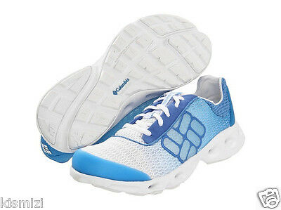 """New Womens Columbia """"Drainmaker"""" Athletic Hiking Trail Fishing Boat Water Shoes"""