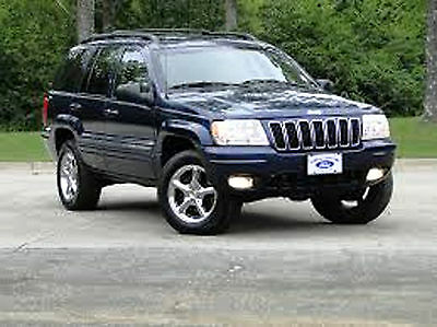 Jeep Wj 2001 Grand Cherokee Service Manual