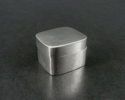 Vintage PILL BOX Sterling Silver 925 Mexico