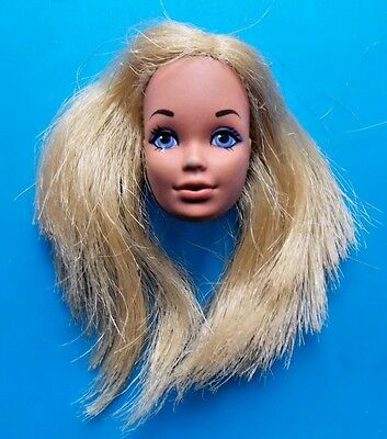 "1971 BARBIE 11"" mattel pj doll -- Japan -- MALIBU P.J. -- TAN HEAD"