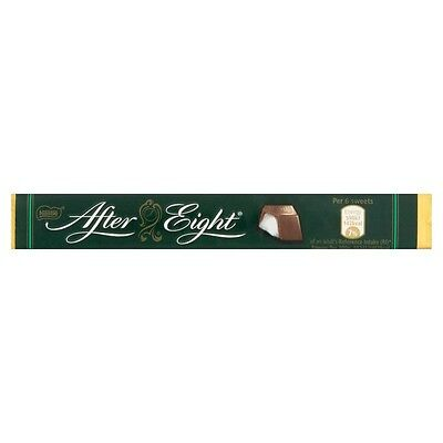 Nestlé After Eight Munchies 60 g Pack of 36 Full Case Free Delivery