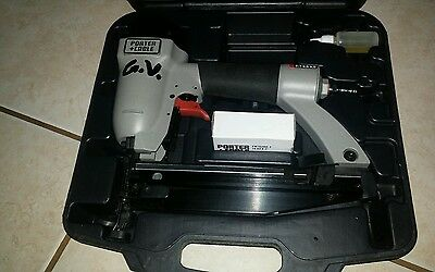 Porter Cable Finish Nailer