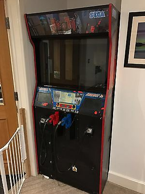 The House Of The Dead Arcade Machine