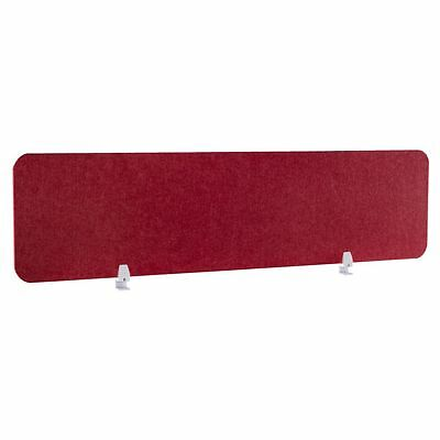 Matrix Partition Screen 1800mm Red