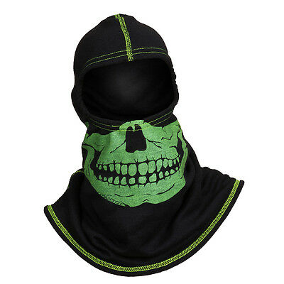 Majestic PAC F-20 Ultra C6 Fire Hood - YW Skull Mask NEW Fire Rescue PPE