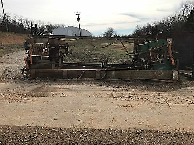 Portable Log Saw Mill Carriage Frame Portable Mill  20' Frame Heavy Duty