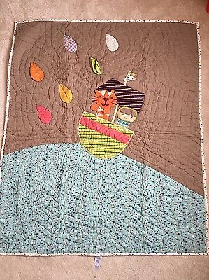 Mamas And Papas Timbuktales Coverlet Baby Toddler NEW