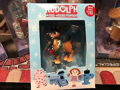 Rudolph Island of Misfit Toys RUDOLPH HOLIDAY tree ornament mib nrfb
