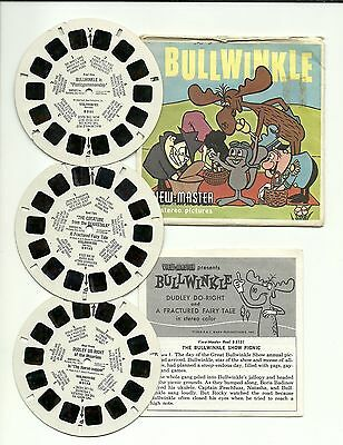 Viewmaster B 515 Bullwinkle and Rocky S5