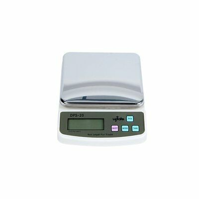 Update International DPS-20 Digital Portion Scale, 20 lb. Capacity New