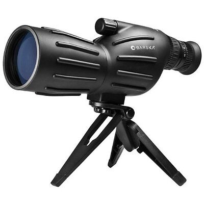 NEW Colorado Spotting Scope 15-40x50 Tabletop Tripod Carry Case Outdoor Shooting