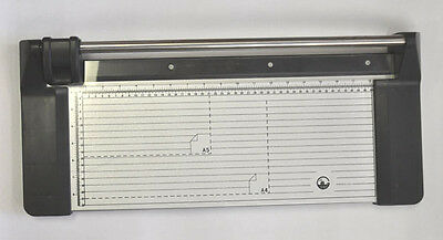 """New 18"""" Manual Rotary Photo Paper Cutter Trimmer Heat Transfer Paper Poster"""
