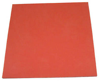 "New Silicon Rubber Mat Pad 15x15"", for Flat T-shirt Heat Transfer Press Machine"