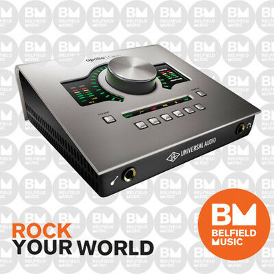 Universal Audio UA Apollo Twin Solo Mk2 MKII Audio Interface - Belfield Music