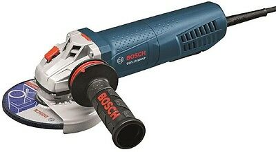 Bosch Angle Grinder 13 Amp Corded 5 in. Variable Speed Paddle Switch New