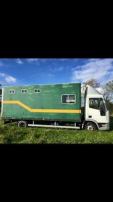 7.5t Iveco Horse Lorry