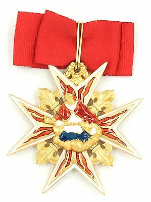 Order Of Saint Januarius (Order Of The Two Sicilies To The United Italy)