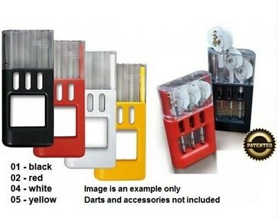 SOLIBOX DART CASE WALLET -  ONE80 - Holds Your Darts Fully Assembled , One 80