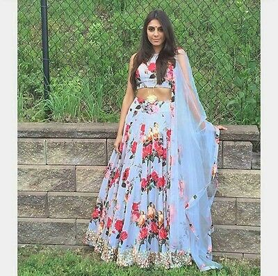Bollywood Designer Lehenga Choli Wedding Indian Pakistani Anarkali Salwar Kameez