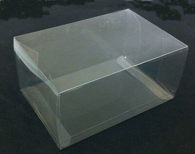 Transparent Gift Boxes (Luxury clear rectangular large size 20 boxes)