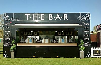 Mobile Bar trailer and Lorry