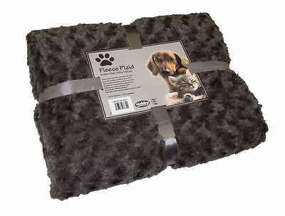 "Nobby 70981-23 Hundedecke Fleece Plaid ""SUPER SOFT"" 100 x 150 cm"