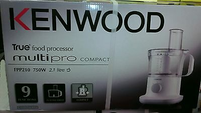 Kenwood Fpp210 True Food Processor Multipro Robot Da Cucina