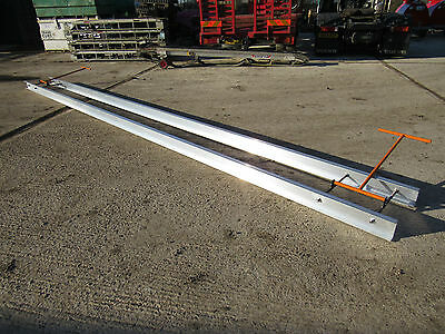 Belle Concrete Beam Screed Beam Screed Tamp Honda Jcb Float Redband