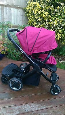Babystyle Oyster Stroller with Ride on Board (Buggy Board)