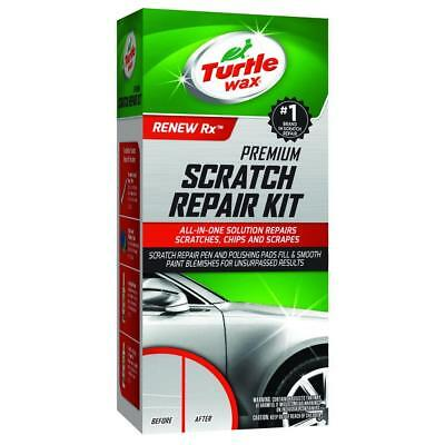 Turtle Wax #1 SCRATCH REPAIR KIT Removing Light Scratches & Finish Imperfections