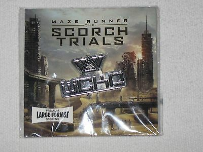 Maze Runner The Scorch Trial Pin Pinback NIP
